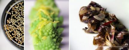 Asian Style Romanesco Broccoli