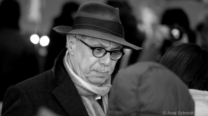 Red Carpet - Dieter Kosslick, Festival Director of the 63rd Berlinale, Berlin, February 2013