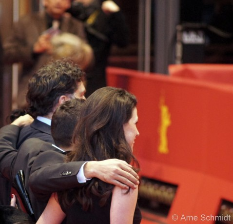 "Red Carpet: Cast & Crew of ""An Episode in the Life of an Iron Picker"" - 63rd Berlinale, Berlin, February 2013"