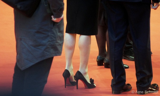 Red Carpet - 63rd Berlinale, Berlin, February 2013