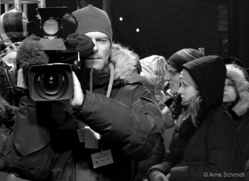 Face to Face - 63rd Berlinale, February 2013