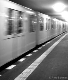 Departure - Berlin February 2013