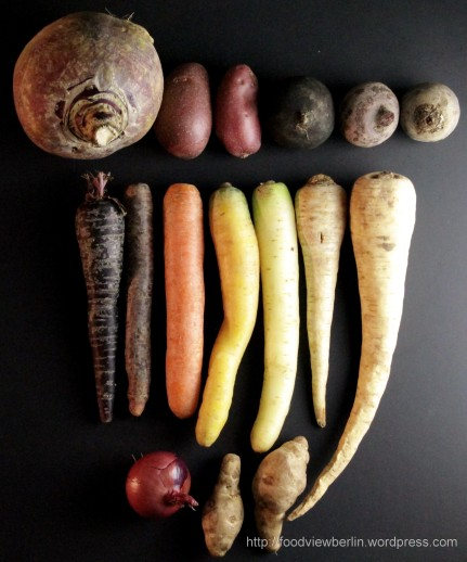 Roots and tubers
