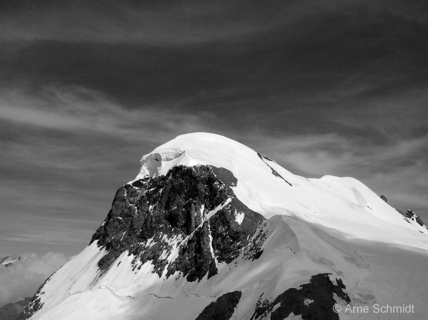 Breithorn - Swiss Alps, August 2012