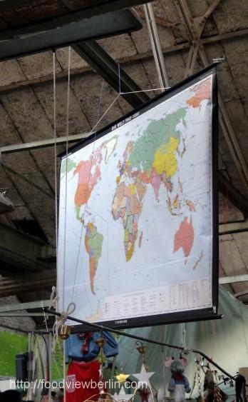 Indoor Flea Market - Berlin Treptow, June 2013