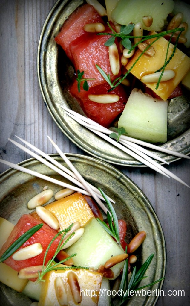 Melon Antipasti