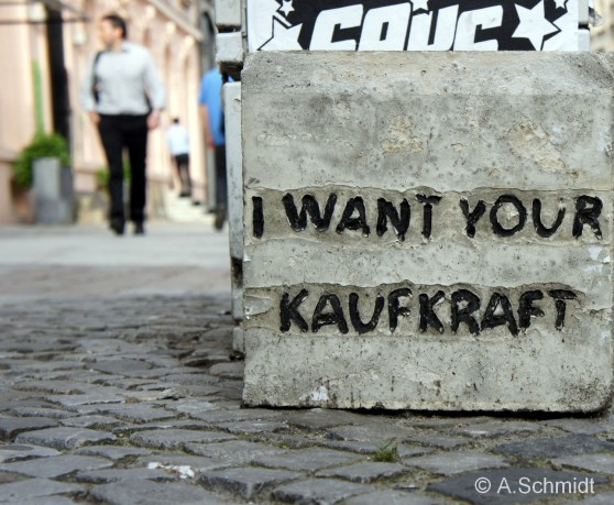 Kaufkraft - Berlin Mitte, July 2013