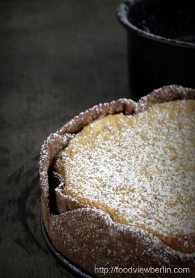 Fregola Sarda cake