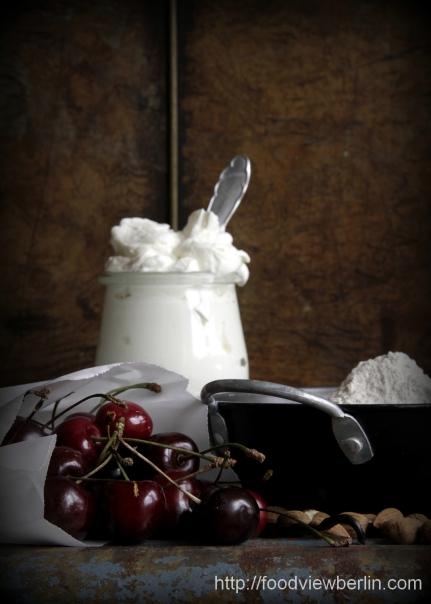 Ingredients for Smetana Cake