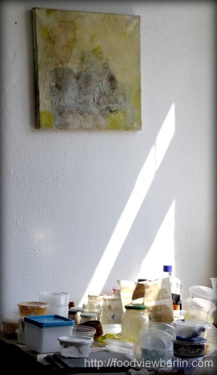 Impressions - Constance Schrall @ BLO Ateliers