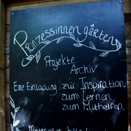 Prinzessinnengärten - Berlin Kreuzberg, August 2013