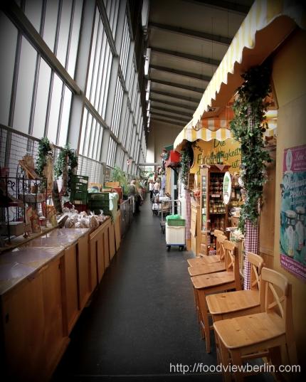 Kleinmarkthalle Frankfurt