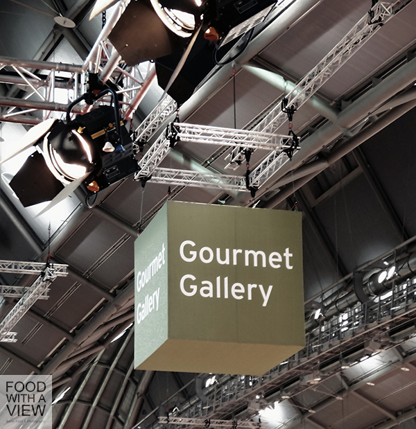 Gourmet Gallery at Frankfurt Book Fair 2013