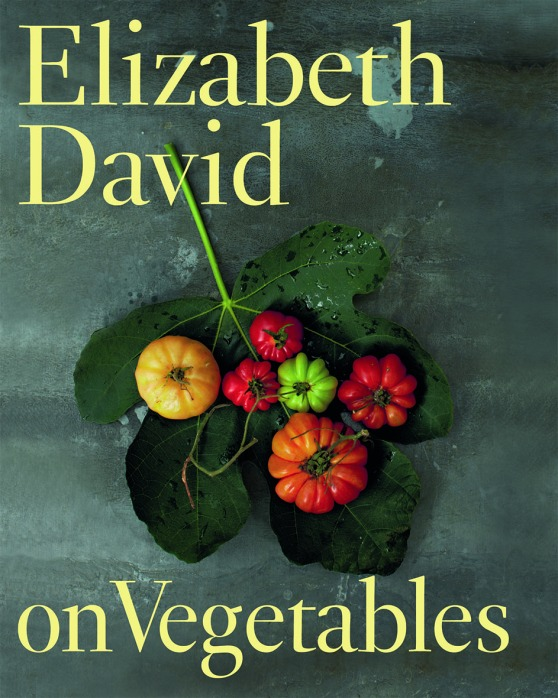 "Picture taken from ""Elizabeth David on Vegetables"", kindly provided by Quadrille Publishing; All rights reserved."