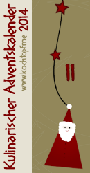 Kulinarischer Adventskalender 2014 - Türchen 11