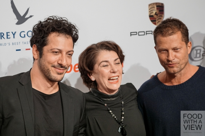 Fahri Yardim (l.), Till Schweiger (r.) Medienboard Berlin-Brandenburg Reception @ Berlinale 2015