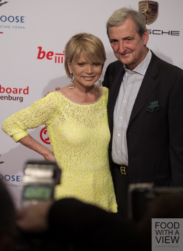Uschi Glas & Dieter Hermann Medienboard Berlin-Brandenburg Reception @ Berlinale 2015