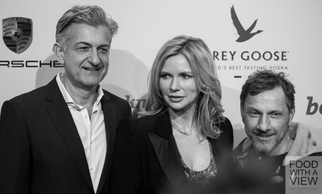 Dominic Raacke, Veronica Ferres, Richy Müller Medienboard Berlin-Brandenburg Reception @ Berlinale 2015