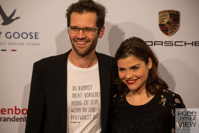 Jonas Grosch, Katharina Wackernagel Medienboard Berlin-Brandenburg Reception @ Berlinale 2015