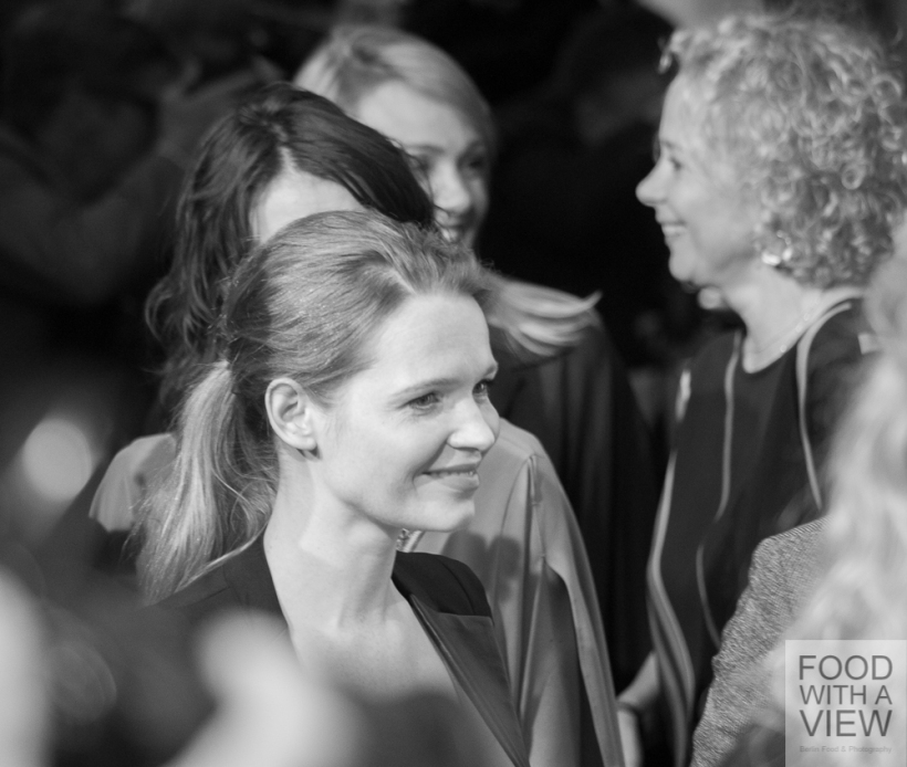 Karoline Herfurth, Katja Riemann Medienboard Berlin-Brandenburg Reception @ Berlinale 2015