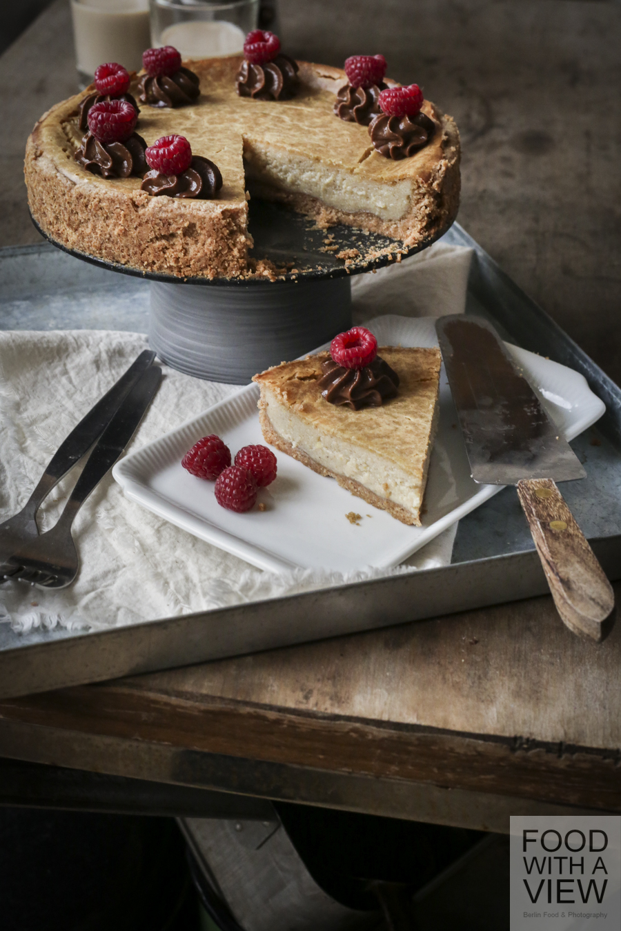 "Vegan Baking Workshop & ""Cheesecake"" Recipe – La Veganista backt ..."