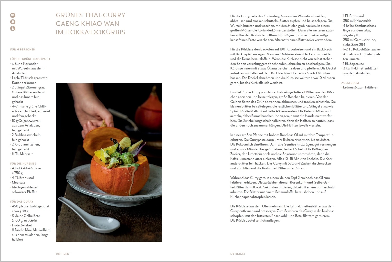 Our Book | Food with a View