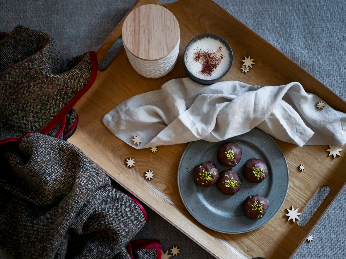 Vegan Gingerbread for Christmas
